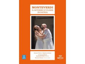 ROLANDO VILLAZON / MAGDALENA KOZENA / KATHERINE WATSON / ANNE-CATHERINE GILLET / KRESIMIR SPICER / LE CONCERT DASTREE / EMMANUELLE HAIM - Monteverdi: Il Ritorno Di Ulisse In Patria (Theatre Des Champs-Elysees) (DVD)
