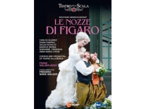 Mozart / Le Nozze Di Figaro (DVD)