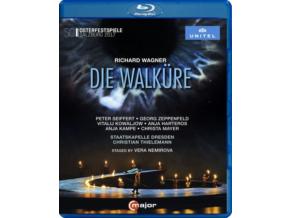 Wagner / Die Walkure (Blu-ray)
