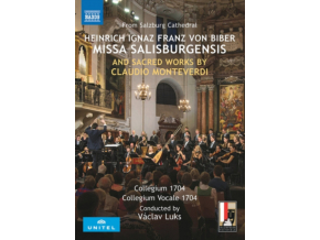 Biber / Missa Salisburg (DVD)