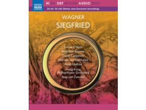 ONEILL / GOERNE / VAN ZWEDEN - Wagner / Siegfried (DVD Audio)