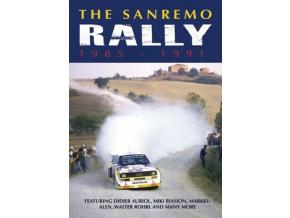 San Remo Rally 198591 Dvd (DVD)