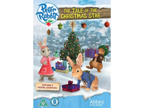 Peter Rabbit - The Tale Of The Christmas (DVD)