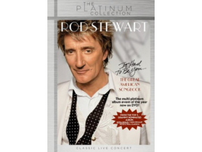 ROD STEWART - It Had To Be You - The Great American (DVD)