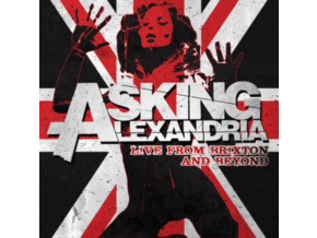ASKING ALEXANDRIA - Live From Brixton And Beyond (DVD)