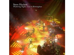 STEVE HACKETT - Wuthering Nights: Live In Birmingham (Blu-ray)