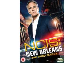 NCIS: New Orleans: Season 3 Set (DVD Box Set)