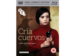 Cria Cuervos (Dual Format Edition) (Blu-ray + DVD)