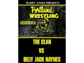 Barry Owens Presents Portland Wrestling Vol 3 (DVD)