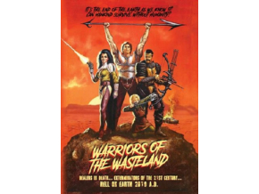 Warriors Of The Wasteland (DVD)
