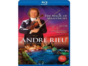 ANDRE RIEU & HIS JOHANN STRAUSS ORCHESTRA - The Magic Of Maastricht - 30 Years (Blu-ray)