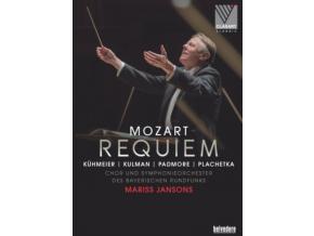 VARIOUS ARTISTS - Mozart/Requiem (DVD)