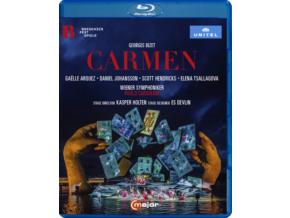 VARIOUS ARTISTS - Bizet/Carmen (Blu-ray)