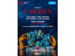 VARIOUS ARTISTS - Bizet/Carmen (DVD)