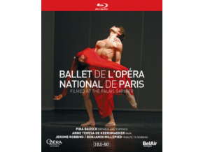 PARIS OPERA BALLET - Ballet De LOpera Paris (Blu-ray Box Set)