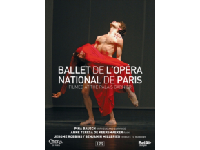 PARIS OPERA BALLET - Ballet De LOpera Paris (DVD Box Set)