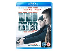 Wind River (Stx) (Blu-ray)