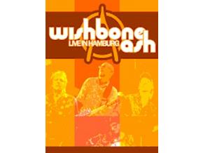WISHBONE ASH - Live In Hamburg (DVD)