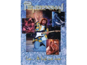 PENDRAGON - Live At Last And More (DVD)