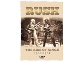 RUSH - The Rise Of Kings (DVD)