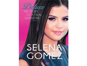 SELENA GOMEZ - The Story Of A Teenage Superstar (DVD)