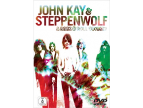 JOHN KAY & STEPPENWOLF - Rock & Roll Odysseey Dvd (DVD)
