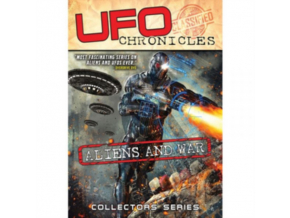VARIOUS ARTISTS - Ufo Chronicles: Aliens And War (DVD)