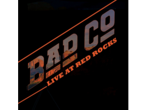 BAD COMPANY - Live At Red Rocks (Blu-ray)