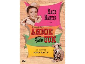 IRVING BERLIN - Annie Get Your Gun - 1957 Tv Production (DVD)