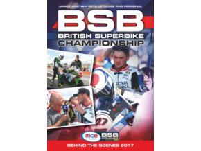 British Superbike Behind the Scenes 2017 (DVD)