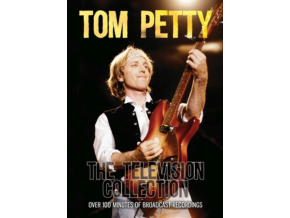 TOM PETTY - The Television Collection (DVD)