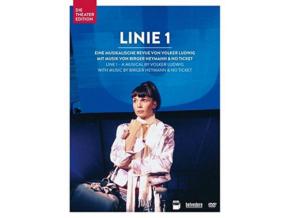 AHRENS / ENGELHARDT / HANSER - Volker Ludwig: Line 1. A Musical By Volker Ludwig (DVD)