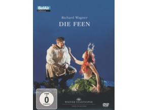 KAMMERER / WEINER STAATSOPER - Richard Wagner: Die Feen (DVD)