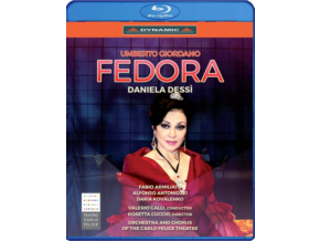 VARIOUS ARTISTS - Umberto Giordano: Fedora (Blu-ray)