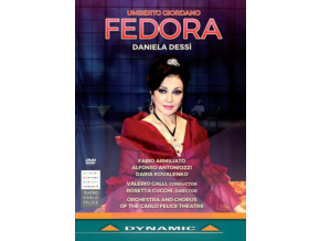 VARIOUS ARTISTS - Umberto Giordano: Fedora (DVD)