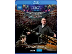 MUNICH PHILHARMONIC / GERGIEV - Gergiev At The Proms (Blu-ray)
