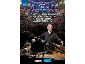 MUNICH PHILHARMONIC / GERGIEV - Gergiev At The Proms (DVD)