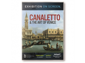 VARIOUS ARTISTS - Exhibition On Screen: Canaletto & The Art Of Venice (DVD)
