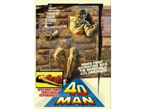 4D Man (DVD)