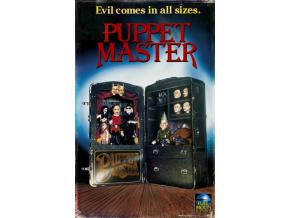 Puppet Master Vhs Retro Big Box Blu-Ray / Dvd Set Collection (Blu-ray + DVD)