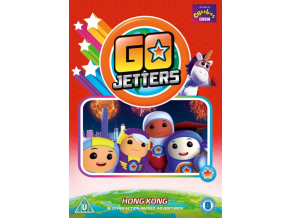 Go Jetters - Hong Kong & Other Adventures (DVD)
