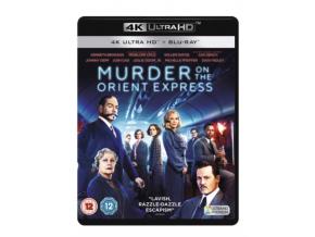 MURDER ON THE ORIENT EXPRESS (2017) 4K (Blu-ray 4K)
