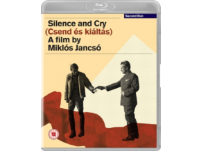 Silence And Cry (Blu-ray)