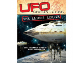 VARIOUS ARTISTS - Ufo Chronicles: The Aliens Arrive (DVD)
