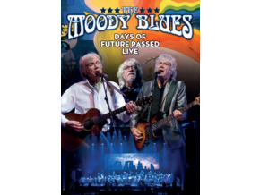 MOODY BLUES - Days Of Future Passed Live (DVD)