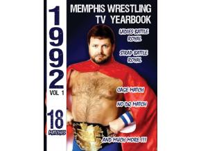 1992 Memphis Wrestling TV Yearbook Vol. 1 (DVD)