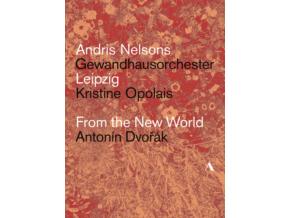 NELSONS / GEWANDHAUS / OPOLAIS - Dvorak / From The New World (DVD)