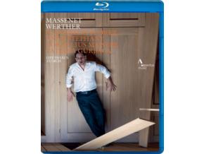 OPERNHAUS ZURICH / MEISTER - Massenet / Werther (Blu-ray)
