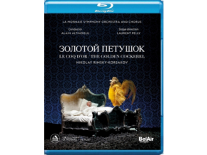 VARIOUS ARTISTS - R-Korsakov / Golden Cockerel (Blu-ray)