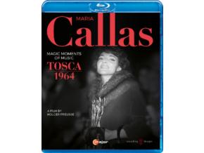 MARIA CALLAS - Magic Moments (Blu-ray)